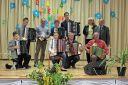 Dzień Matki 2015 w Bystrzycy Górnej, koncert akordeonistów